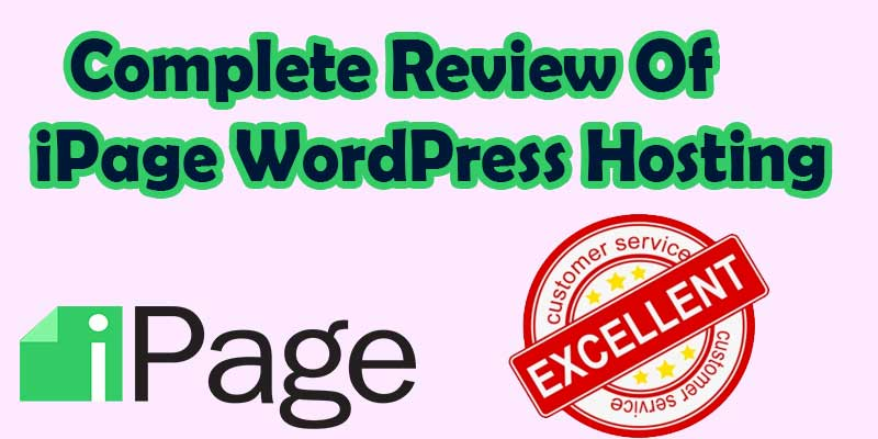 A Detailed Review of IPage WordPress Hosting