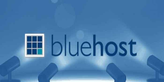 BlueHost WordPress Web Hosting