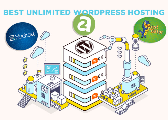 Best unlimited WordPress hosting