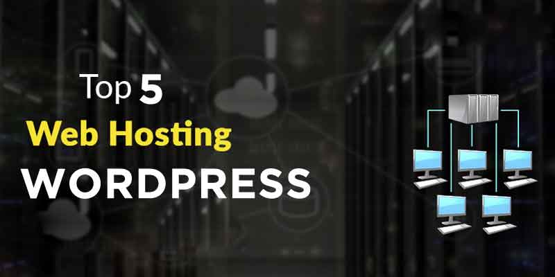 Top 5 WordPress Hosting Companies For 2020 [Detailed Knowledge]