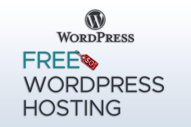 Free Word Press Hosting