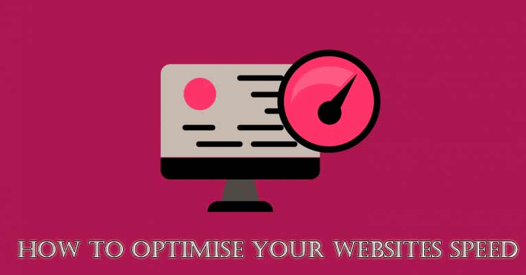 How to optimise your websites speed