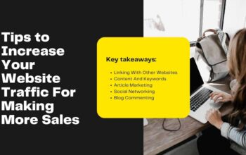 Tips to Increase Website Traffic For Making More Sales